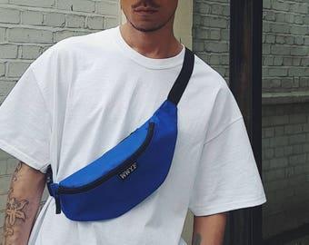 Minimalist Bum Bag Royal Blue