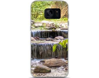 Green Waterfalls | Samsung Case
