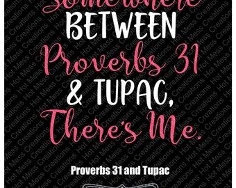 Somewhere Between Proverbs 31  SVG, Proverbs 31 design SVG - SVG Digital Download