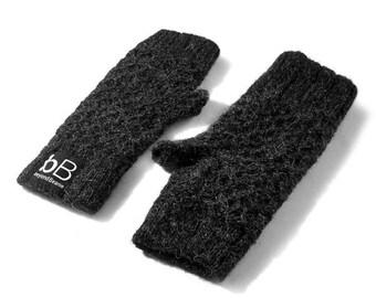 Spring gloves / Spring mittens / Fingerless gloves / Fitness gloves / Wool gloves / Gift for her / Gift for mom / Writer's gloves /Gift idea