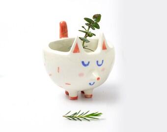 Foxy pot *Paul*