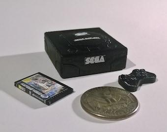 Mini SEGA Saturn - 3D Printed!