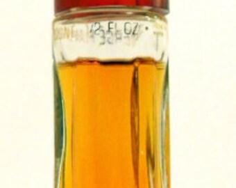 Vintage 1960s Flambeau by Faberge 0.5 oz Cologne Splash DISCONTINUED PERFUME