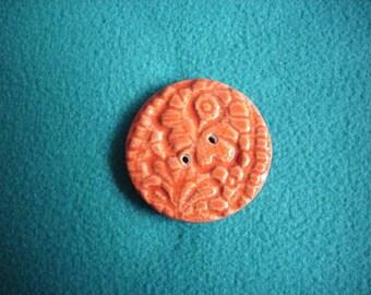 1 ceramic knob, 4,5 cm (492)