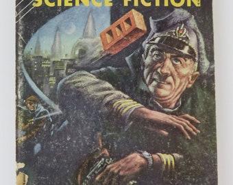 Astounding Science Fiction July 1959 Pulp Magazine Isaac Asimov Randall Garrett