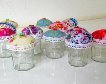 Cupcake Jar Small size