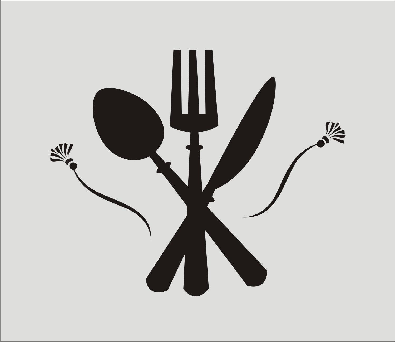 Couteau fourchette cuill re avec s panouir r utilisables - Cuillere dessin ...