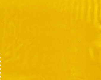 """59-60"""" Mustard Satin Charmeuse-15 Yards Wholesale by the Bolt (US0174-C1)"""