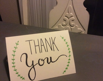 ThankYou Cards (Pack of 10)