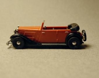 Vintage Brekina model car 1/87 Wes Anderson Grand Budapest Hotel