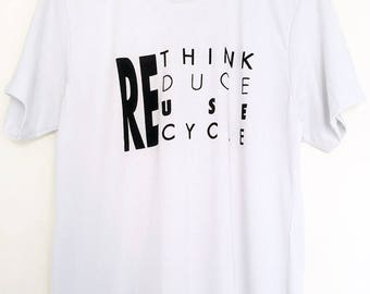 Eco Recycled Bottle T-Shirt
