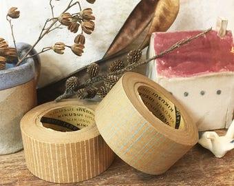KIKUSUI story tape Kraft paper tape wide version