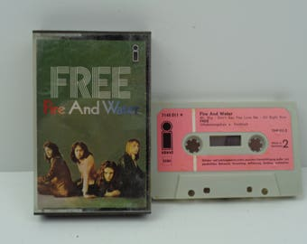 fire and water free cassette