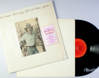 Paul Simon - Still Crazy After All These Years (1975) Vinyl LP  50 Ways