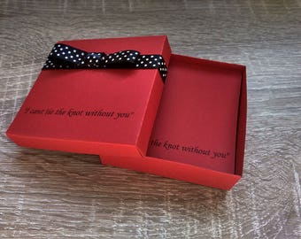10 Red boxes, bridesmaid gift box,  wedding favor boxes , jewellery box, bracelet box, jewelry box, gift boxes, necklace box, necklace box