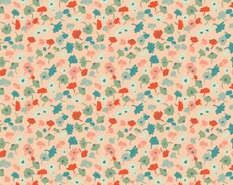 Art Gallery Fabrics Rapture Delicate Femme Apricot by Pat Bravo - RPT2701