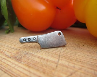 Cleaver Lapel Pin - CC159- Culinary and Kitchen Pin and Gifts