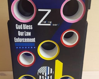 Law Enforcement Zagbag Board