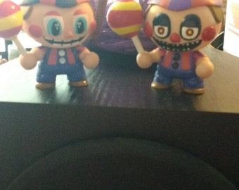 Custom Shadow/Nightmare Five Nights at Freddy's Balloon Boy Mini Mystery Figure Funko