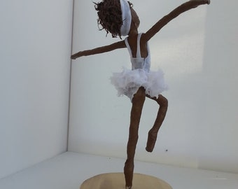 Ballet dancer. Sculpture of Ballerina. Made to order