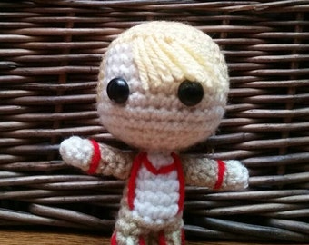 5th Doctor Inspired Plush *Discontinued*