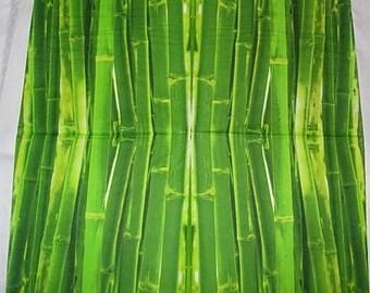 Bamboo paper towel