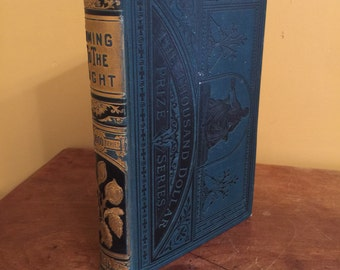Antique Coming to the Light Book/Thousand Dollar Prize Series Book