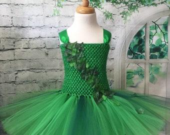 Ivy tutu dress. Poison Ivy tutu. Poison Ivy tutu dress. Poison Ivy Costume. Poison Ivy Dress. Poison Ivy Comic Con. Batman tutu,