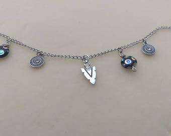 Mod charm bracelet