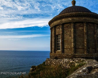 Mussenden Temple, Northern Ireland Photography