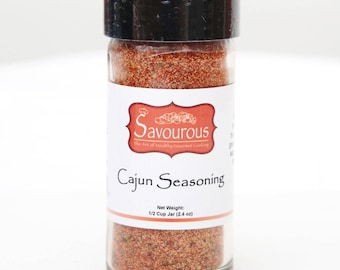 Cajun Seasoning, Salt Free