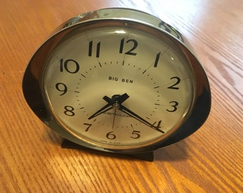 Big Ben by Westclox Alarm Clock.