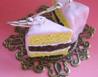 Scented Slices Pie Earrings