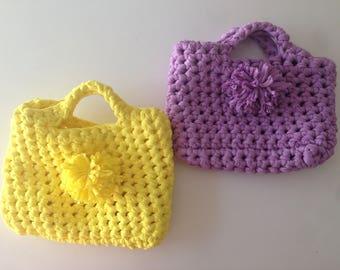 Xport baby crochet pompom