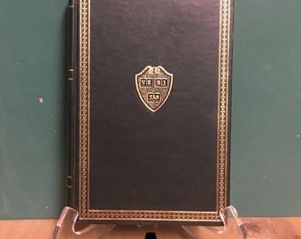 Vintage Harvard Classic Marlowe Shakespeare Book