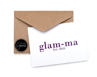 Glam-Ma | EST. 2018 | EST. 2019