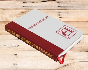 Hollow Book Safe - The Scarlet Letter - Hollow Secret Book