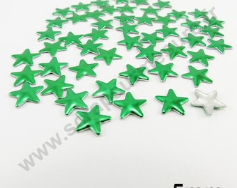 Star Thermo - Pine Green - 5mm - x 100pcs