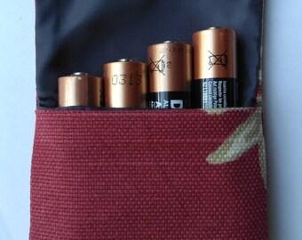 4xAA Battery Bag Pouch Pattern Pdf
