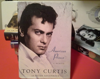 Tony Curtis bio