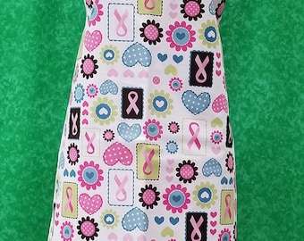Cancer Adult Apron