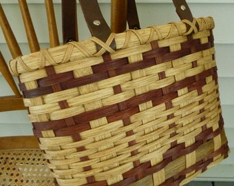 Little Northwoods Tote Basket