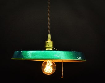 Pendant lamp with tray years 50