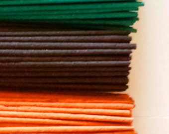 Incense - Hand Dipped - Variety Pack - Free U.S. Shipping - Choose 2 Scent/Color Combos - 100 Sticks Total - Includes Holder
