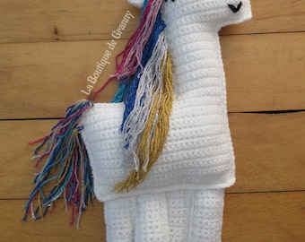 Big rainbow Unicorn / / plush Unicorn / / Unicorn plush