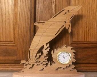 Dolphin Clock