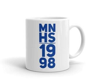 MNHS Class of 1998 20 Year Reunion Mug