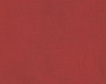 Kona Cotton in Cayenne - Robert Kaufman (K001-355)
