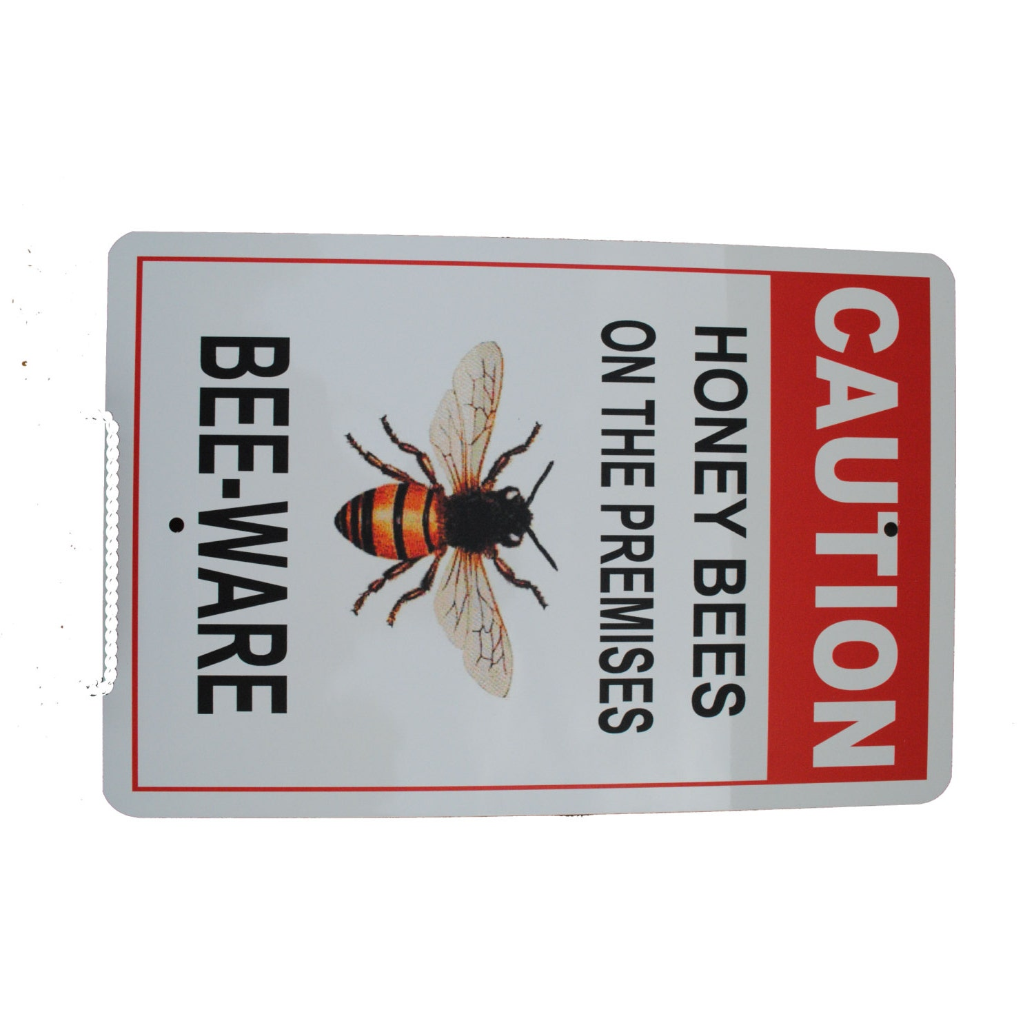 Honey Bee Sign Ware Beekeeper Gift For Him Cool