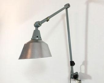 Industrial lamp, Midgard, Germany.